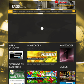 ArchiveBay.com - radiosolution.com.ar - RadioSolution Productora de Contenidos - Radio y tv