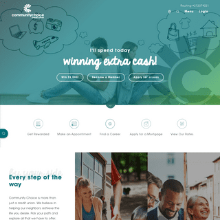 Credit Union - Michigan - Community Choice Credit Union