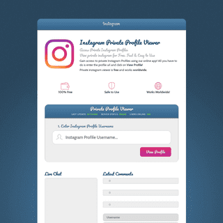 Istaprivate - Instagram Private Profile Viewer