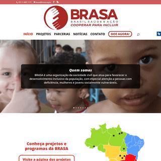 Brasa - Brasil Saúde e Ação - Organização social sem fins lucrativos