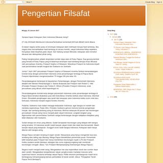 ArchiveBay.com - rhatiara20.blogspot.com - Pengertian Filsafat