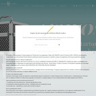 ArchiveBay.com - black-lashes.pl - Sklep internetowy z produktami do przedłużania rzęs - Black-Lashes.pl