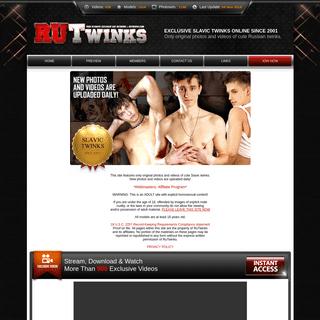 RuTwinks- Sexy Cute Russian Twinks