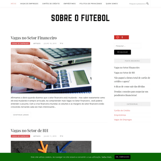 Sobre o Futebol -