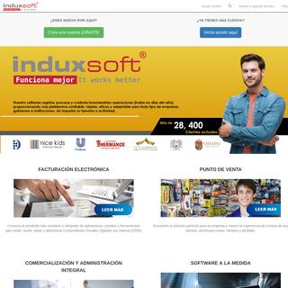 Induxsoft - Funciona mejor [It works better]