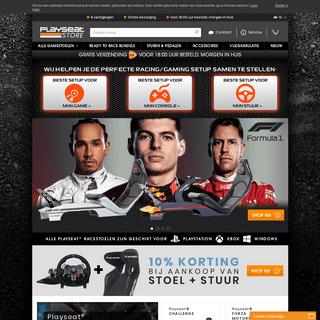 ArchiveBay.com - playseat.com - PlayseatStore.nl - Officiële Playseat® Winkel - Voor al je racegear!