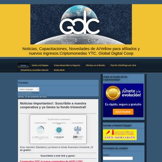 AiYellow Pages en Argentina y el Mundo - YTC Criptomonedas- GDC