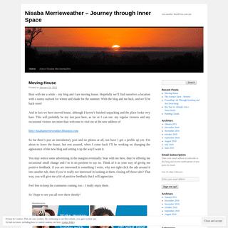 ArchiveBay.com - nisaba000.wordpress.com - Nisaba Merrieweather – Journey through Inner Space - Just another WordPress.com site
