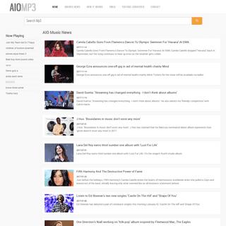 AioMp3 - Free Mp3 Downloads
