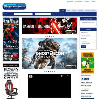 PSe Gameshop