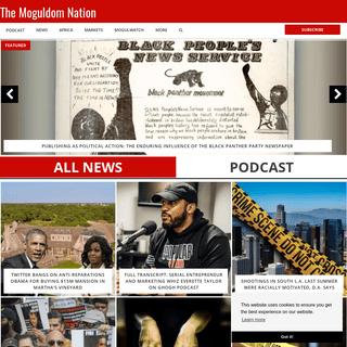 Moguldom –– Do For Self, Tech, Reparations, Crypto, Politics