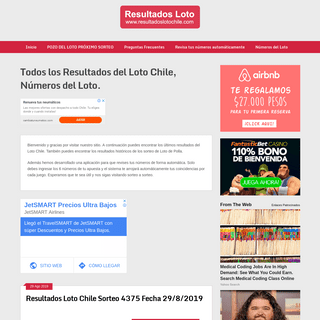 ArchiveBay.com - resultadoslotochile.com - Resultados Loto - Resultados del Loto - Resultados Sorteo Loto - Loto Sorteo
