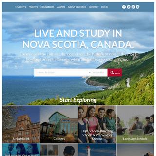 Study Nova Scotia – Live and Study in Nova Scotia, Canada