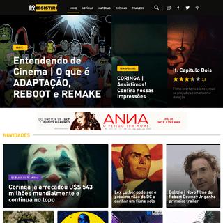 BoraAssistir - Filmes, Séries, Notícias, Critícas, Matérias especiais - Bora Assistir