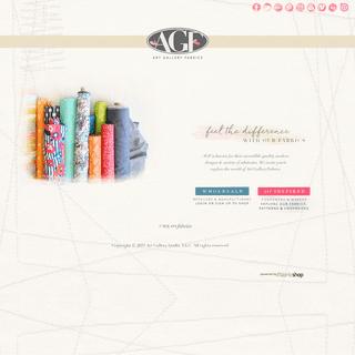 Art Gallery Fabrics - leading manufacturer of modern fabrics