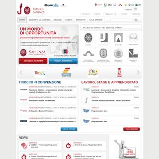ArchiveBay.com - jobsoul.it - Home - SOUL - Sistema Orientamento Università Lavoro -