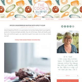 The Cook's Pyjamas - Real Food for Busy People