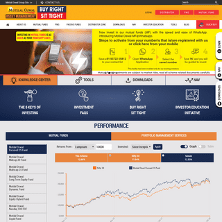 ArchiveBay.com - motilaloswalmf.com - Mutual Funds - Best Mutual Fund Investment in India - Motilal Oswal Mutual Funds
