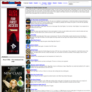 ArchiveBay.com - classicgamesarcade.com - Classic Arcade Games