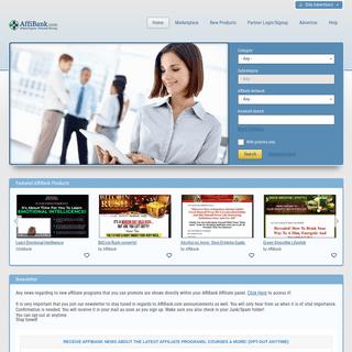 AffiBank Affiliate Programs