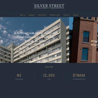 Homepage - Silver Street