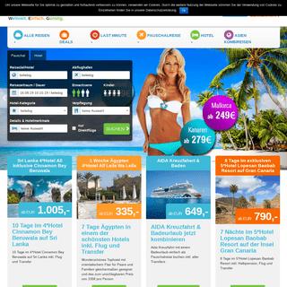 ArchiveBay.com - weg24.de - weg24.de Last Minute Urlaub und günstige Reisen buchen