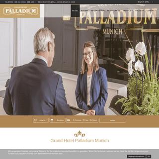 Grand Hotel Palladium Munich - Hotel
