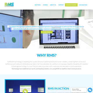 RMS - Retail Management Software