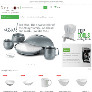 Denson Commercial Food Equipment