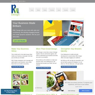 ArchiveBay.com - rwldesign.com - Seattle WA Creative Agency- Advertising, Design, Web Development