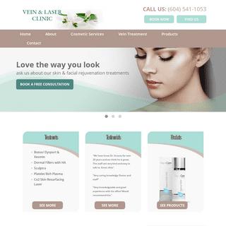 ArchiveBay.com - strautsveinandlaserclinic.ca - Vein & Laser Clinic