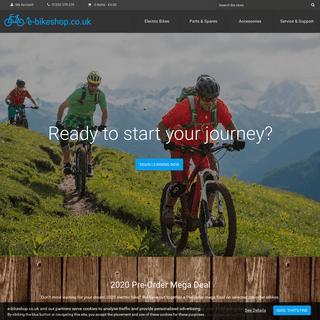 ArchiveBay.com - e-bikeshop.co.uk - E-Bikeshop.co.uk - The UK's Largest Electric Bike Supplier