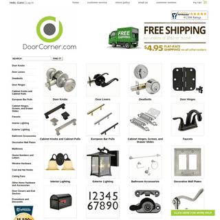Discount Cosmas Cabinet Hardware, Door Hardware and Home Hardware