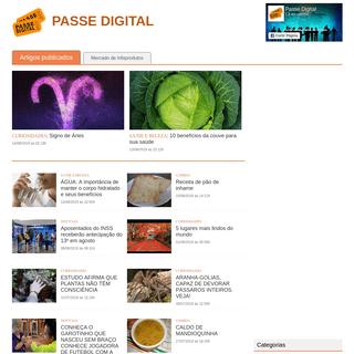 Passe Digital - Home