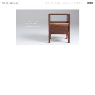 Arbor Exchange -- Design + Build Studio