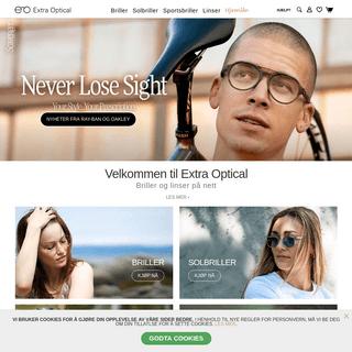Billige briller og linser på nett
