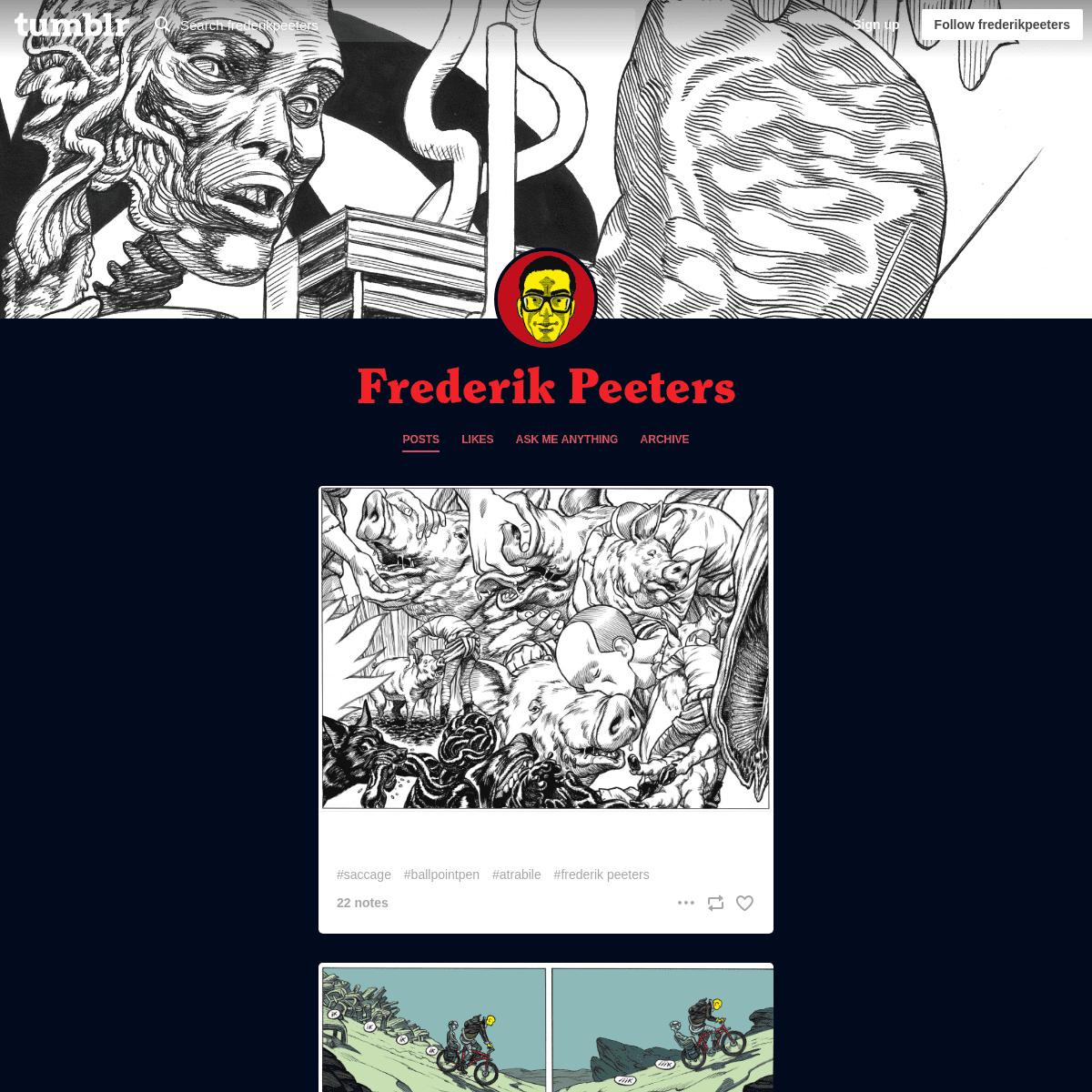 Frederik Peeters