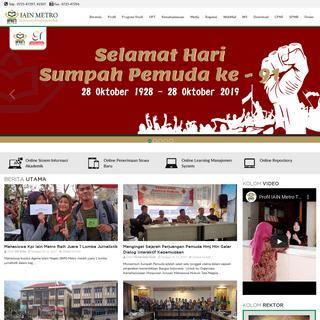 IAIN Metro - Lampung