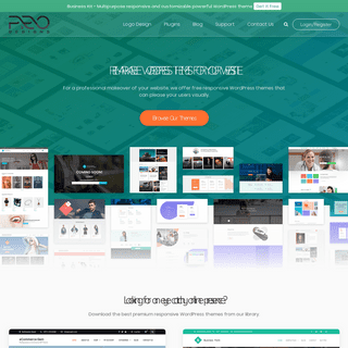 Home - ProDesigns Themes