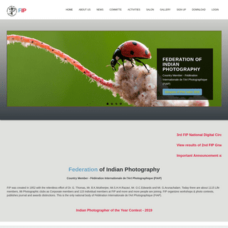 Federation of Indian Photography