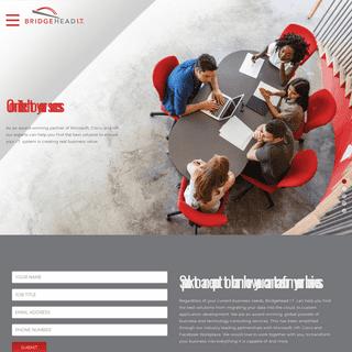 ArchiveBay.com - bridgehead-it.com - Committed to your success - Bridgehead IT
