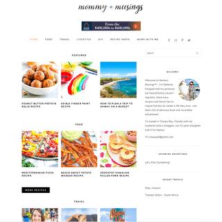 ArchiveBay.com - mommymusings.com - Mommy Musings - Family Travel + Lifestyle