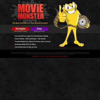 Movie Monster Adult VOD - AEBN Porn Pay Per View Network and Video On Demand. Over 100,000 XXX Straight and Gay Adult VOD movies