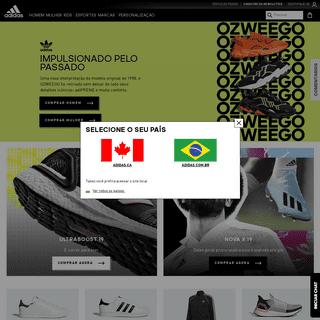 adidas® Loja oficial Brasil - Material Esportivo