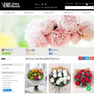 Venus Flowers Manchester - Florists Manchester-Send Flowers Manchester