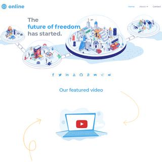 Online.io Blockchain Technologies