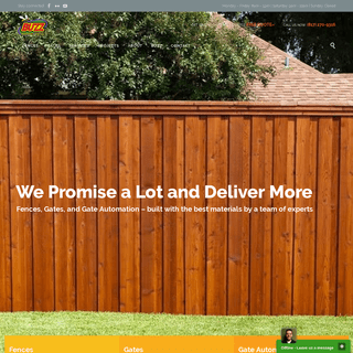 Fort Worth Fence & Gate Contractors - Buzz Custom Fence