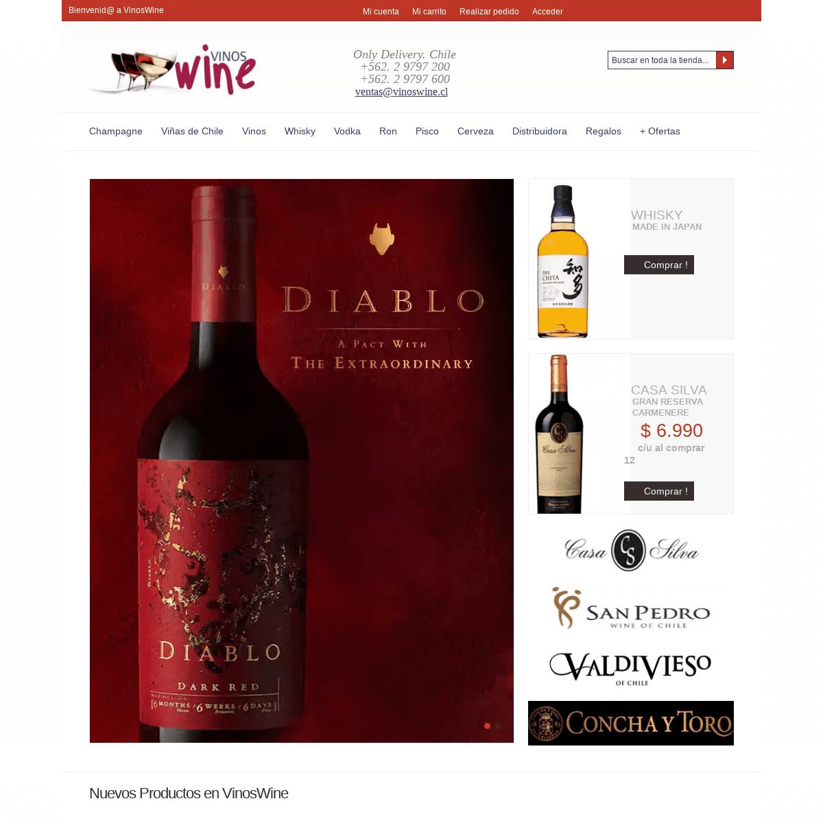 ArchiveBay.com - vinoswine.cl - Vinos Wine