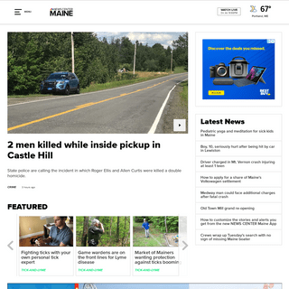 Maine's Leading Local News- Weather, Traffic, Sports and more - Maine - NewsCenterMaine.com