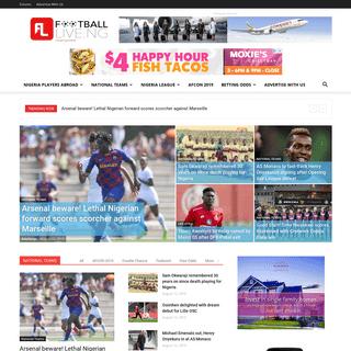 ArchiveBay.com - footballlive.ng - Latest Football News in Nigeria - Latest football news in Nigeria